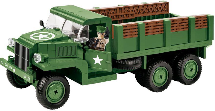 GMC CCKW 353 Transport Truck Amerikanischer LKW COBI 2378 Baukästen & Konstruktion
