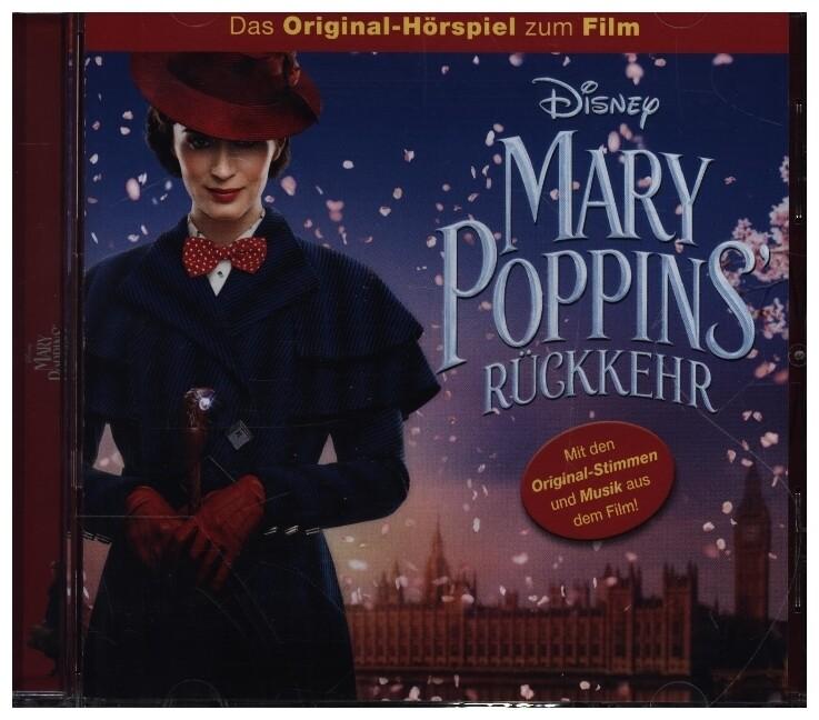 Walt Disney - Mary Poppins' Rückkehr als Hörbuch