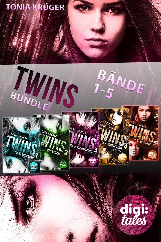 Twins (Bände 1 bis 5) als eBook
