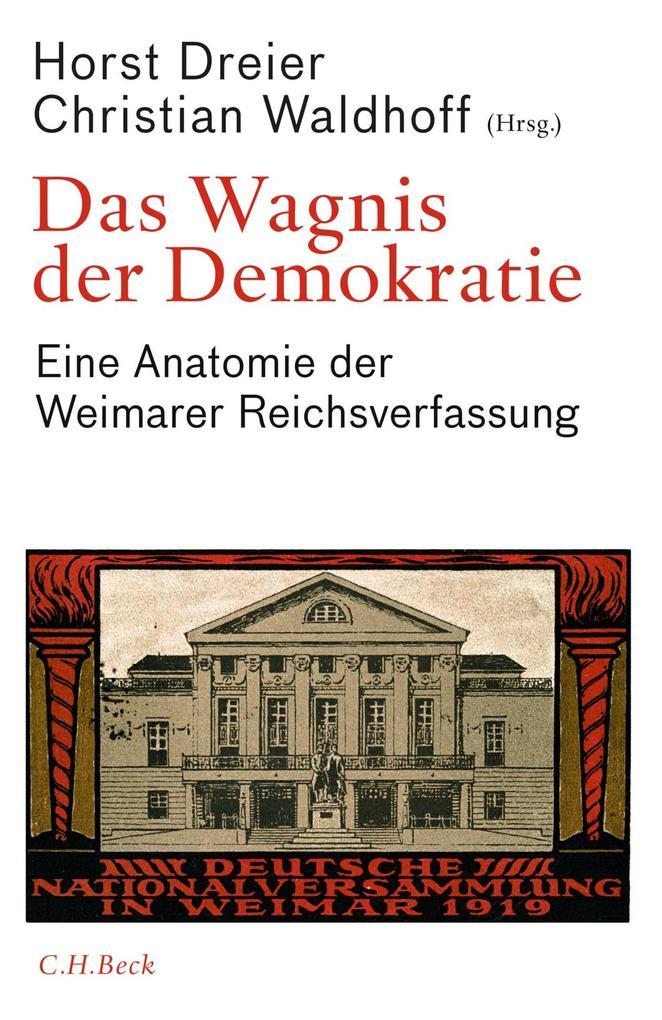 Das Wagnis der Demokratie als eBook