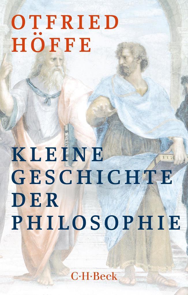 Kleine Geschichte der Philosophie als eBook
