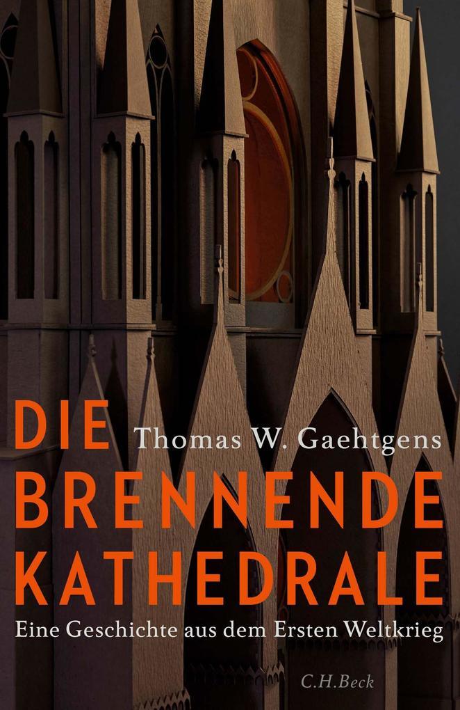Die brennende Kathedrale als eBook