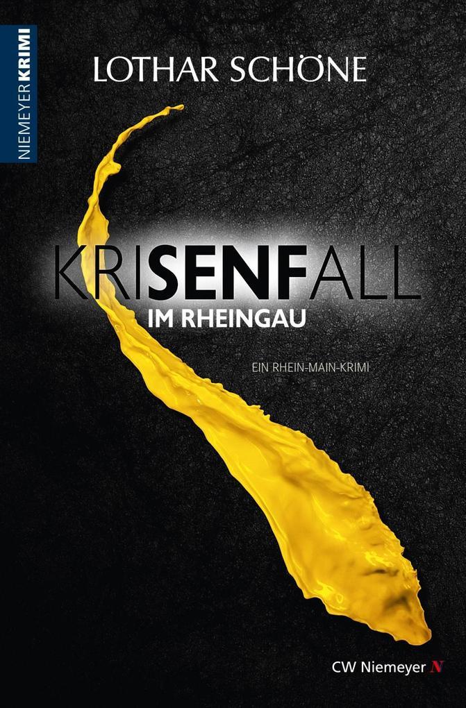 KriSENFall im Rheingau als eBook