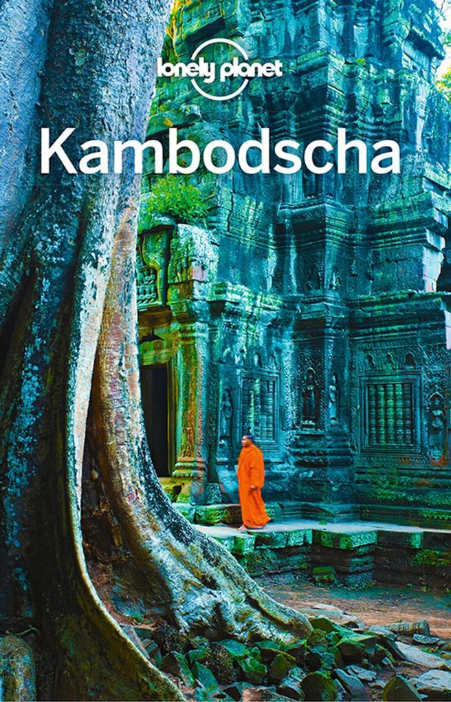 Lonely Planet Reiseführer Kambodscha als Buch