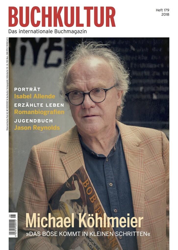 Magazin Buchkultur 179 als eBook epub