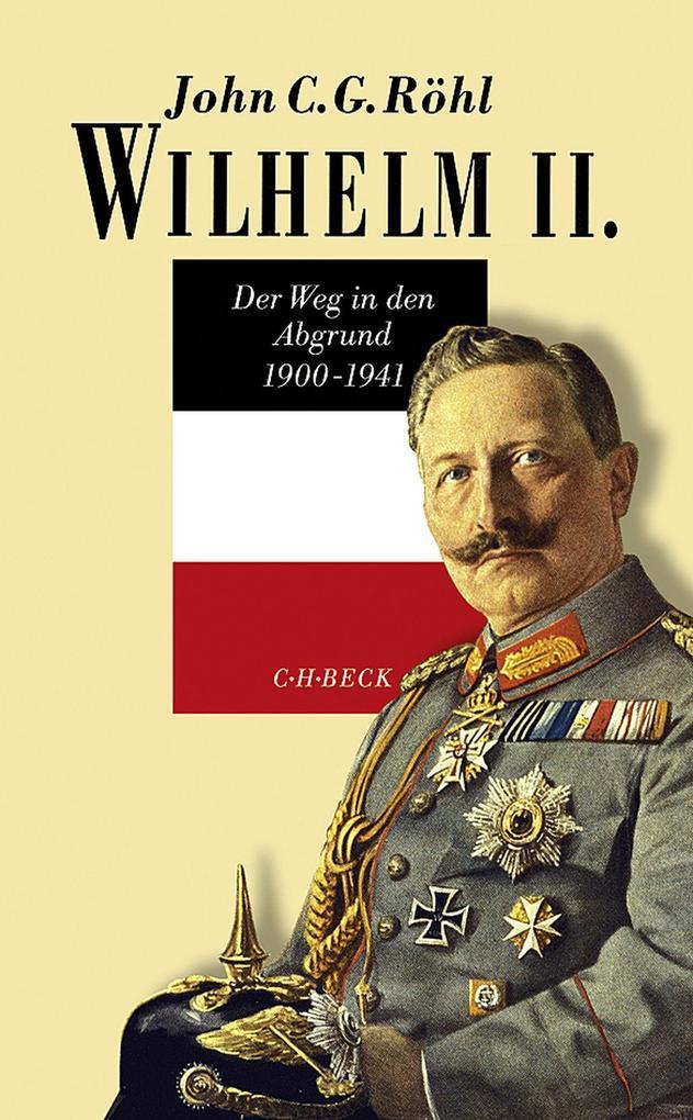 Wilhelm II. als Buch (gebunden)