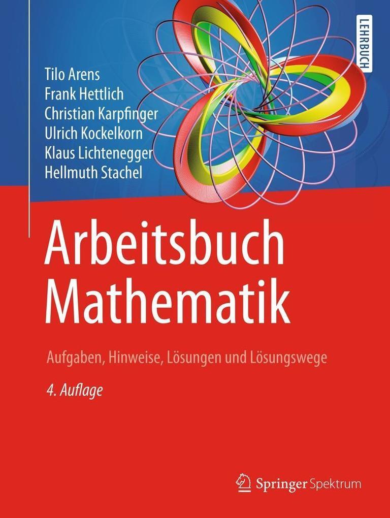 Arbeitsbuch Mathematik als eBook