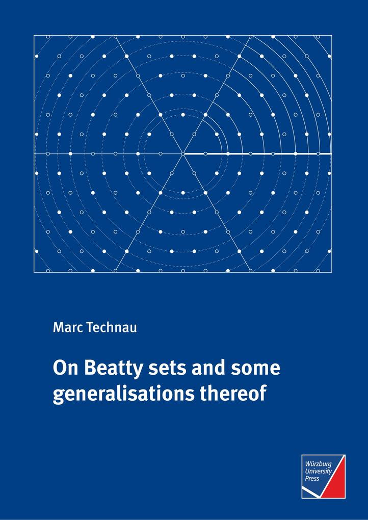 On Beatty sets and some generalisations thereof als Buch
