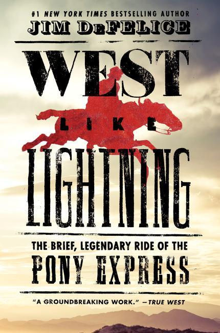 West Like Lightning als Taschenbuch