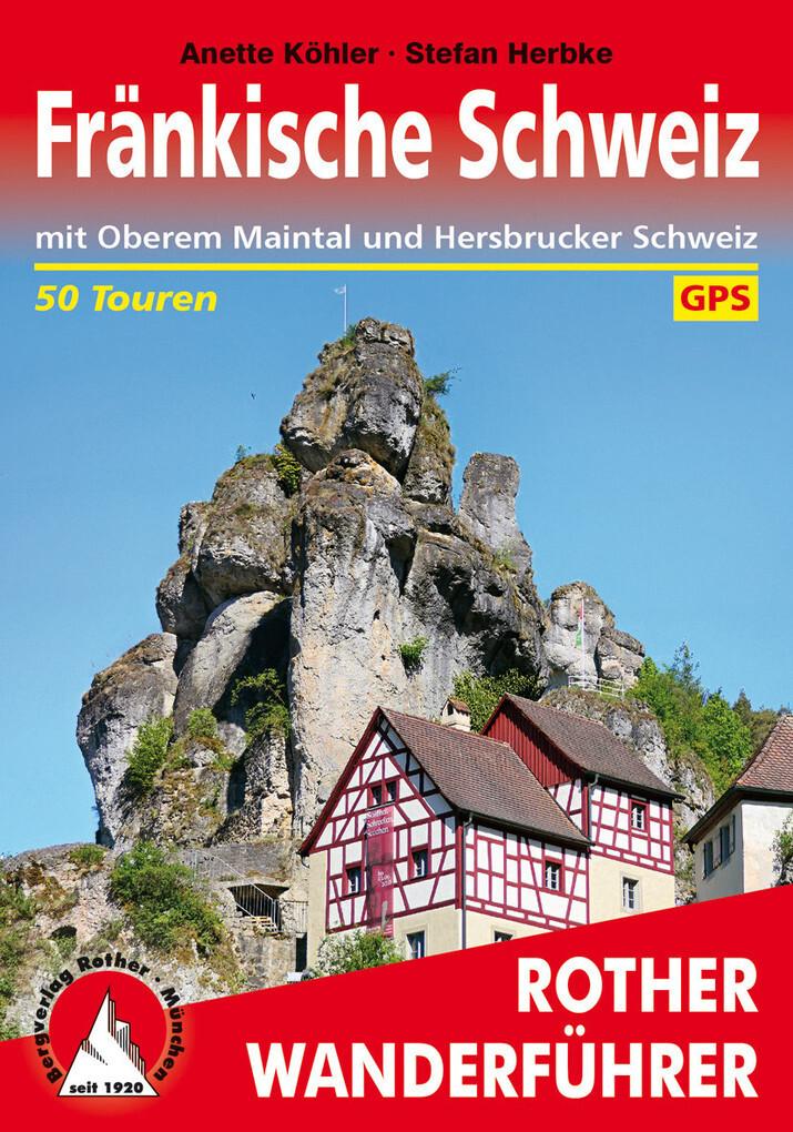 Fränkische Schweiz als eBook