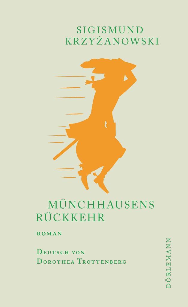 Münchhausens Rückkehr als eBook