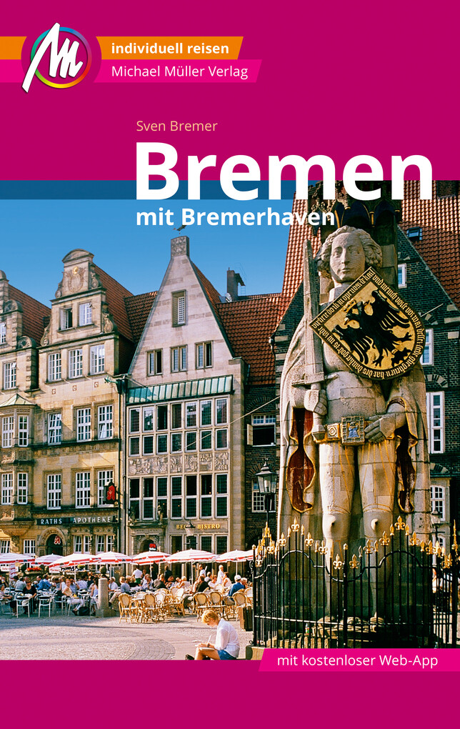 Bremen Reiseführer Michael Müller Verlag als eBook