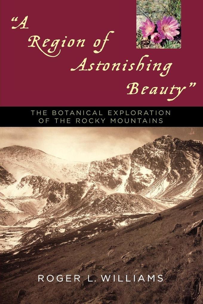A Region of Astonishing Beauty als Taschenbuch