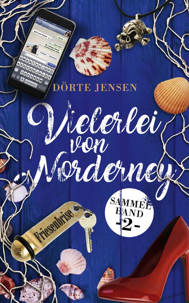 Vielerlei von Norderney 2 als eBook