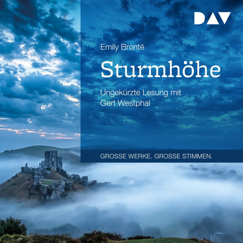 Sturmhöhe als Hörbuch Download