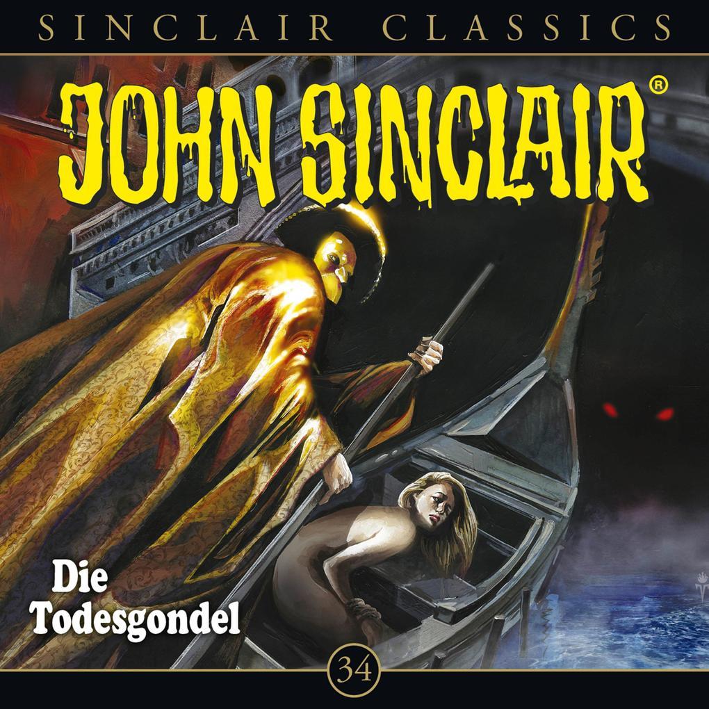 John Sinclair, Classics, Folge 34: Die Todesgondel als Hörbuch Download