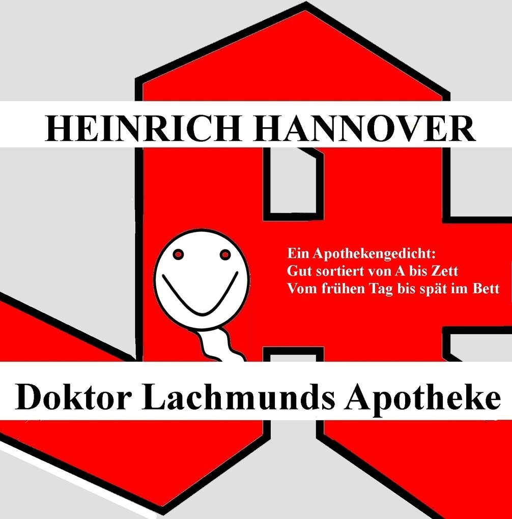 Doktor Lachmunds Apotheke als eBook