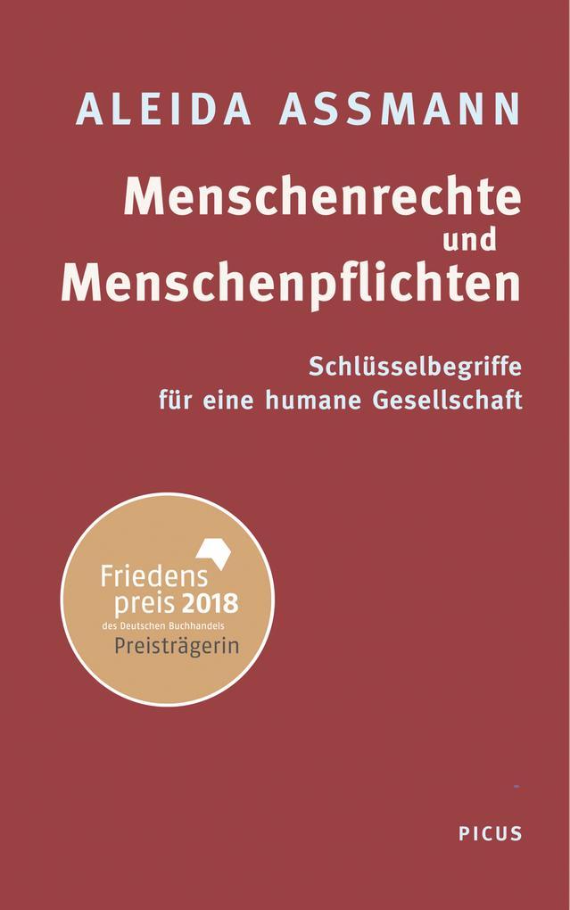 Menschenrechte und Menschenpflichten als eBook