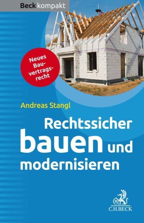 Rechtssicher bauen und modernisieren als eBook