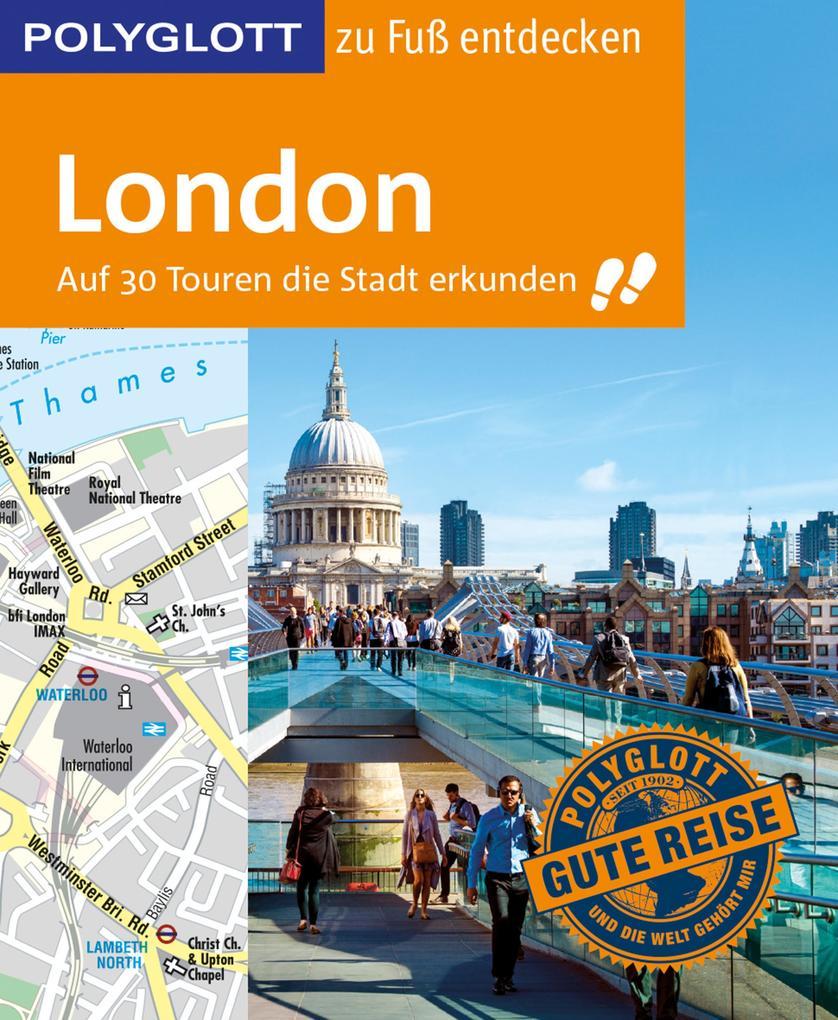 POLYGLOTT Reiseführer London zu Fuß entdecken als eBook