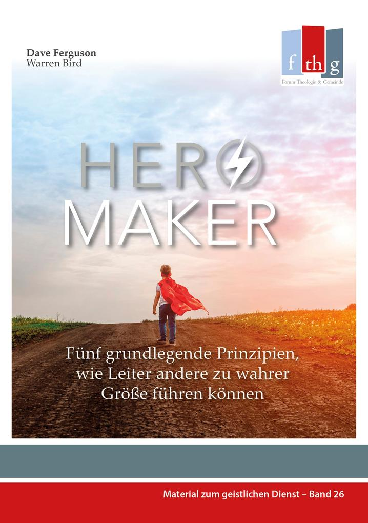 Hero Maker als eBook