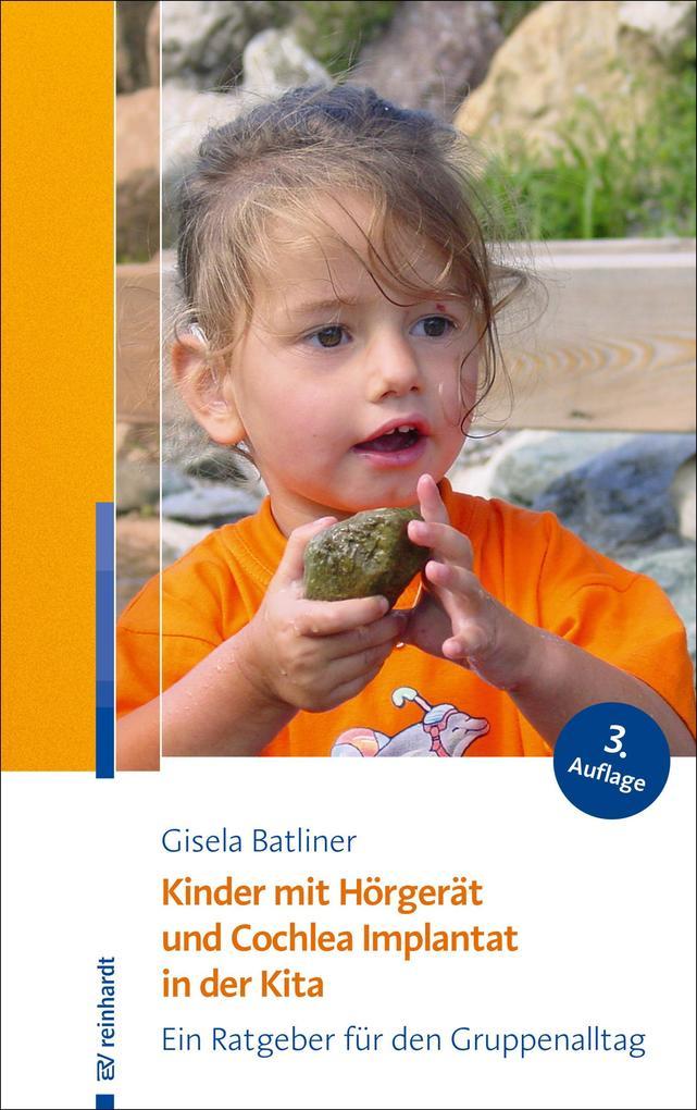 Kinder mit Hörgerät und Cochlea Implantat in der Kita als eBook