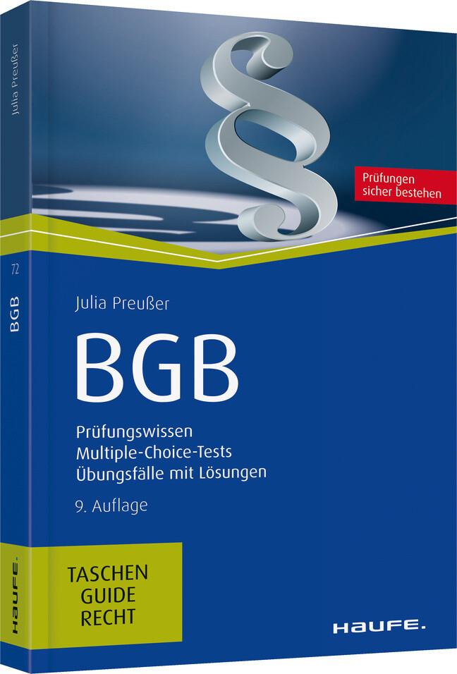 BGB als Buch