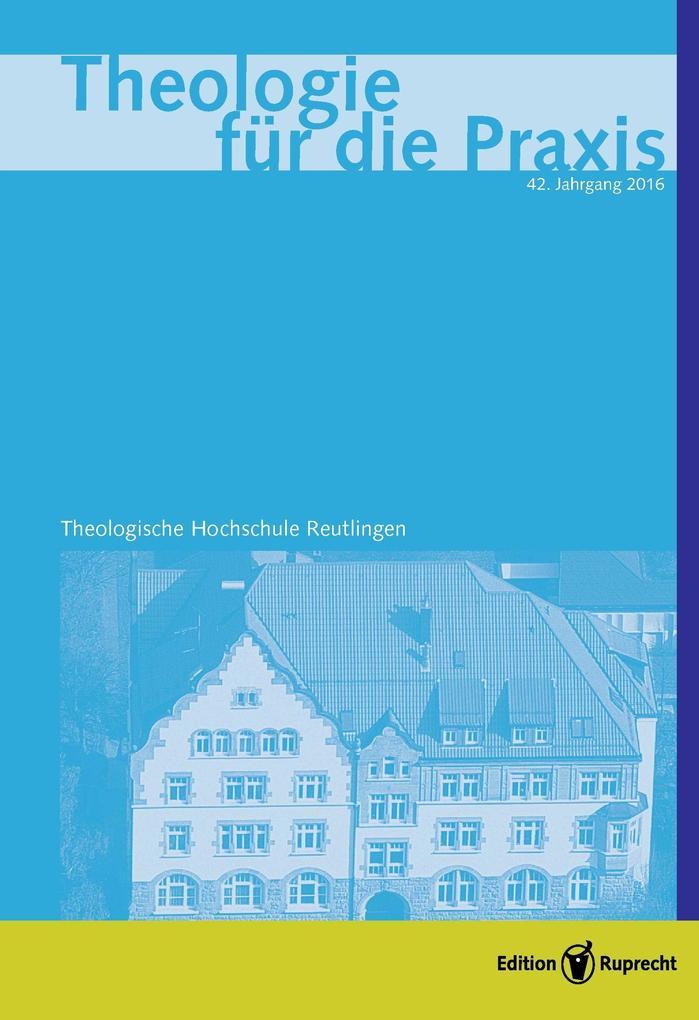 Theologie für die Praxis - Jahrbuch 2016 als eBook pdf