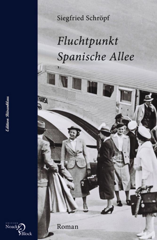Fluchtpunkt Spanische Allee als eBook