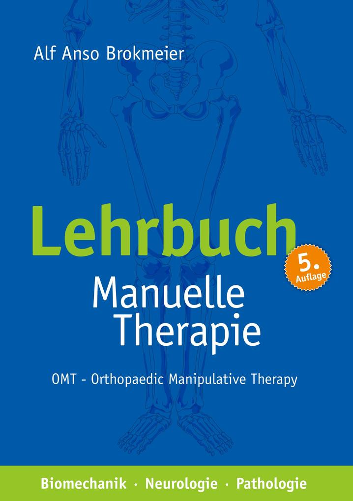 Lehrbuch Manuelle Therapie