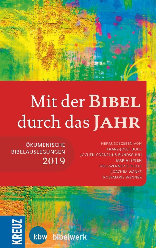 Mit der Bibel durch das Jahr 2019 als eBook epub