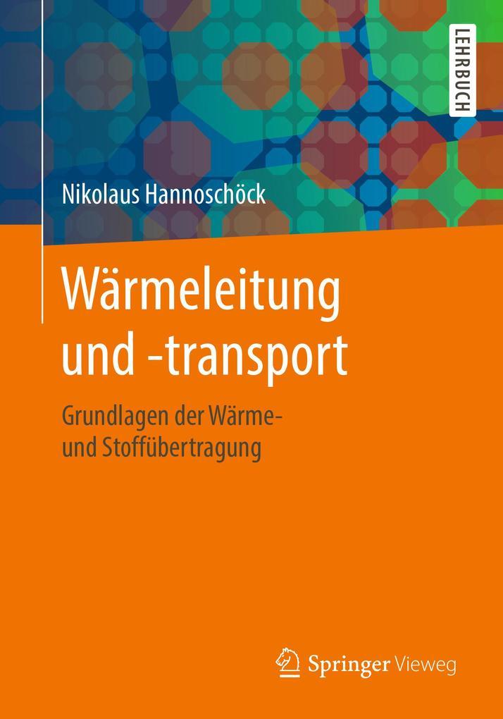 Wärmeleitung und -transport als eBook