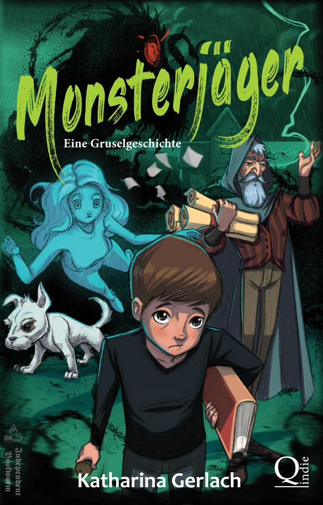 Monsterjäger als eBook