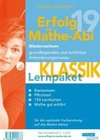 Erfolg im Mathe-Abi 2019 Lernpaket 'Klassik' Niedersachsen