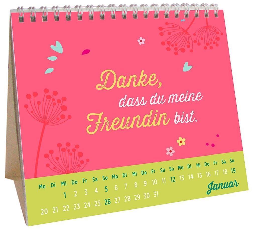 Freundin kalender