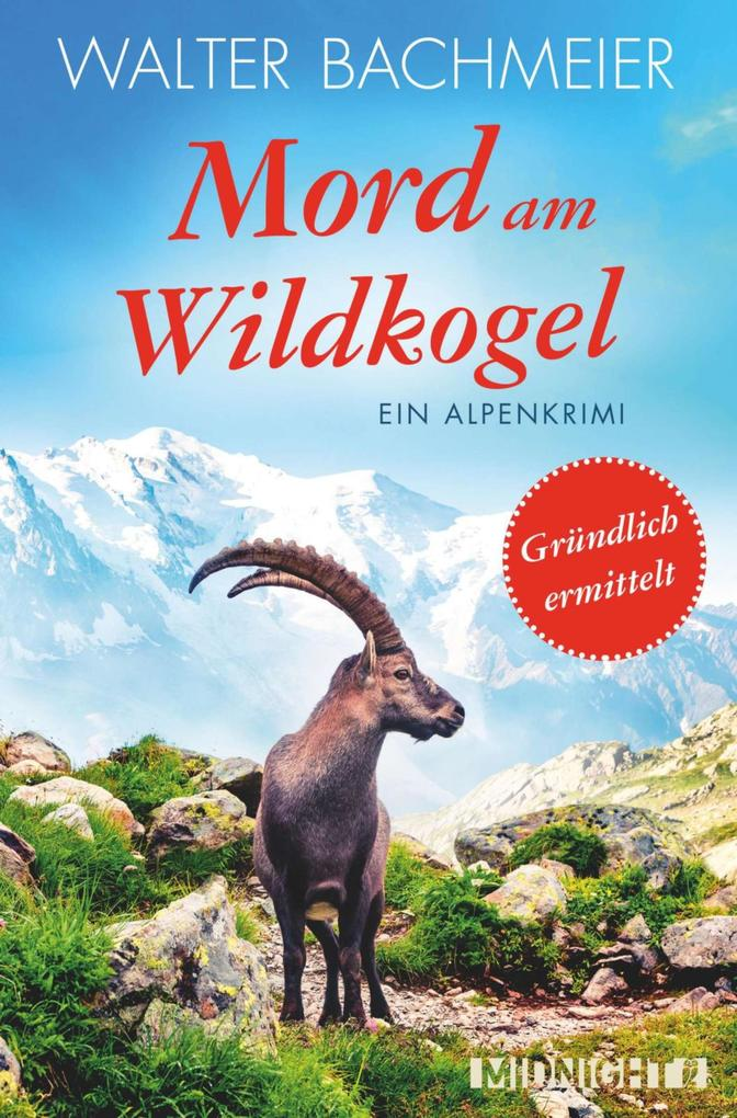 Mord am Wildkogel als eBook