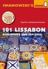 101 Lissabon - Reiseführer von Iwanowski