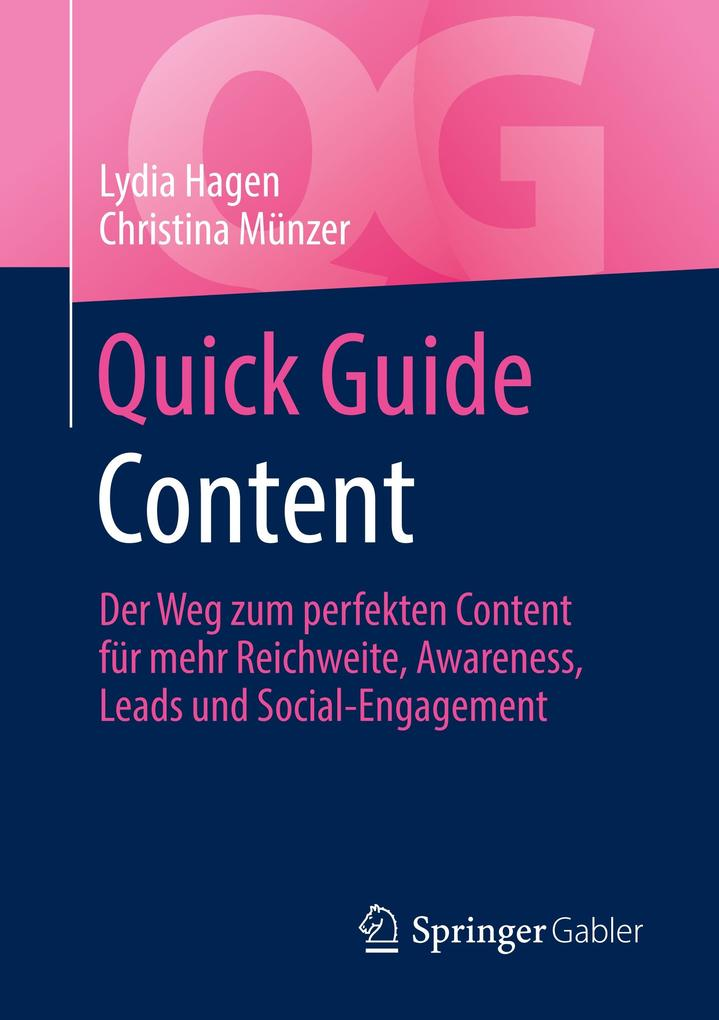 Quick Guide Content als Buch