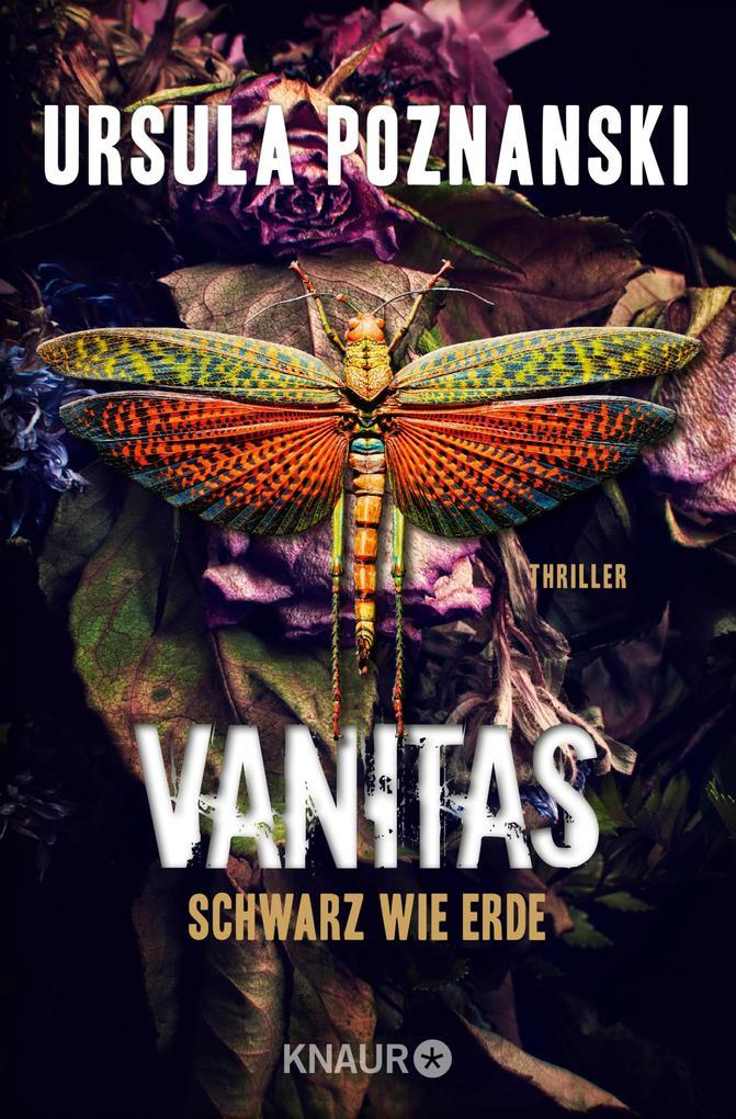 Vanitas - Schwarz wie Erde als eBook