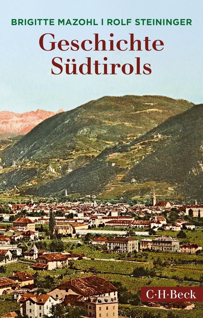 Geschichte Südtirols als Taschenbuch