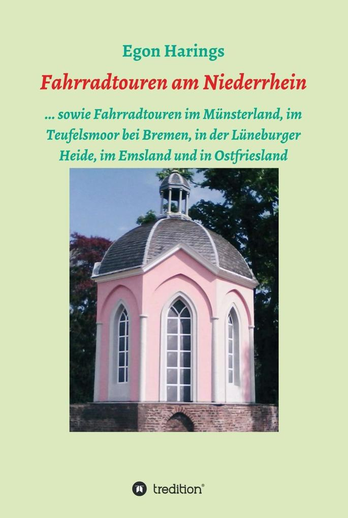 Fahrradtouren am Niederrhein als eBook