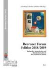 Beuroner Forum Edition 2018/2019