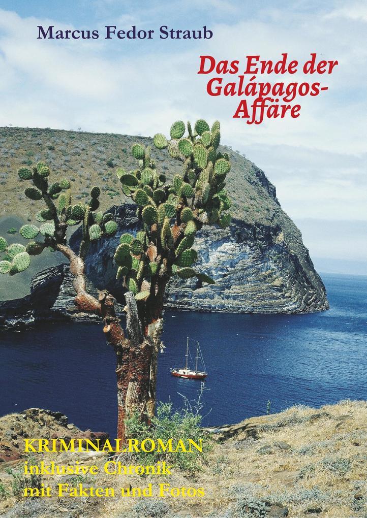 Das Ende der Galápagos-Affäre als Buch