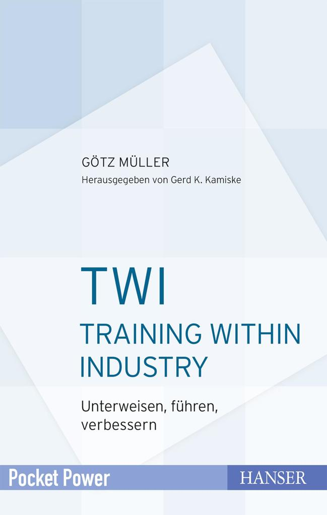 TWI - Training Within Industry als eBook
