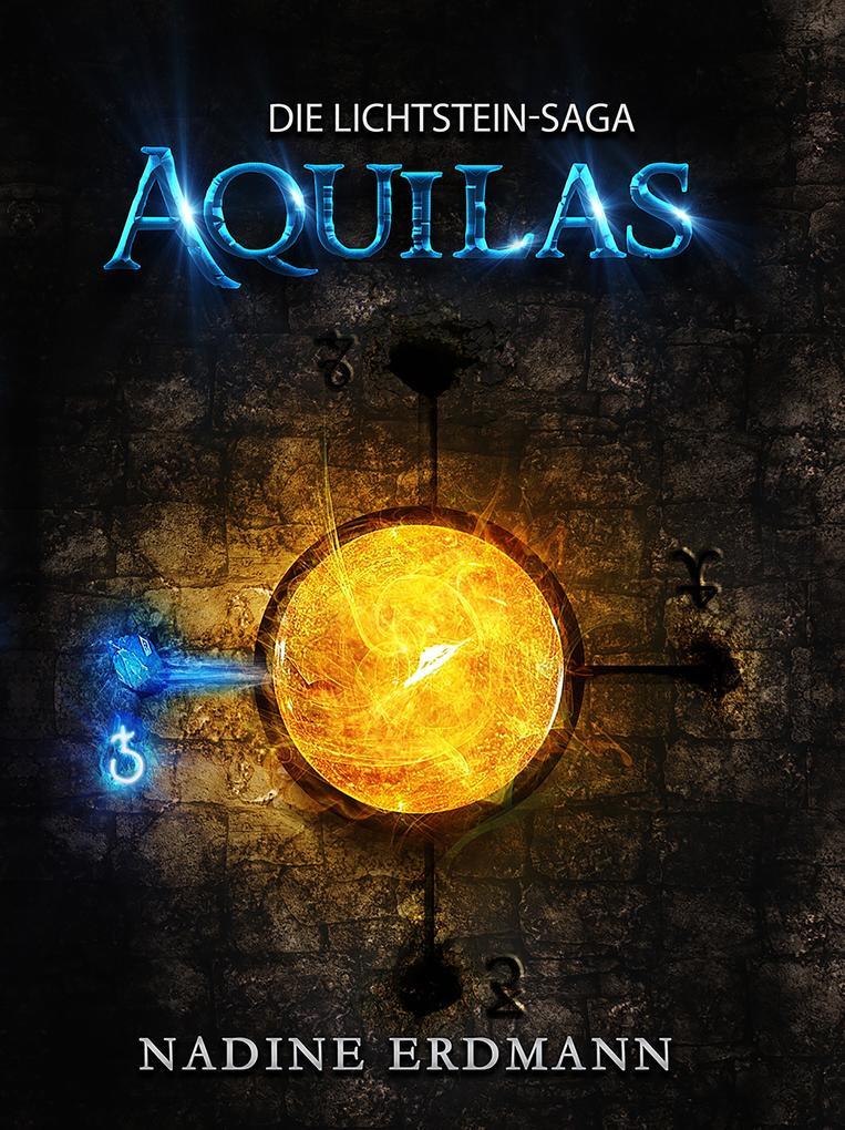 Die Lichtstein-Saga 1: Aquilas als eBook