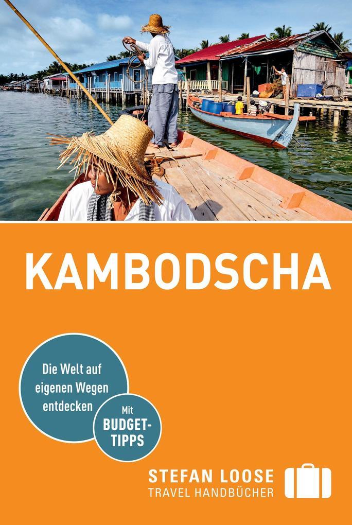 Stefan Loose Reiseführer Kambodscha als eBook