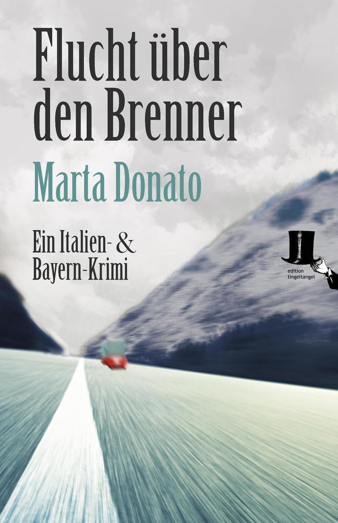 Flucht über den Brenner als eBook
