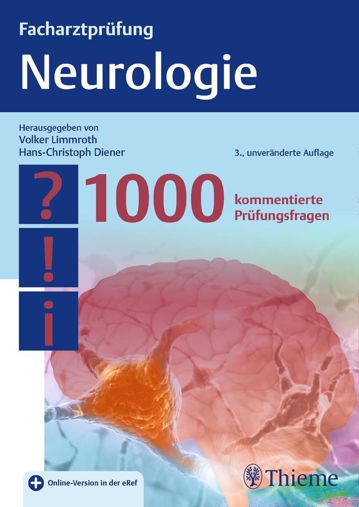 Facharztprüfung Neurologie als eBook