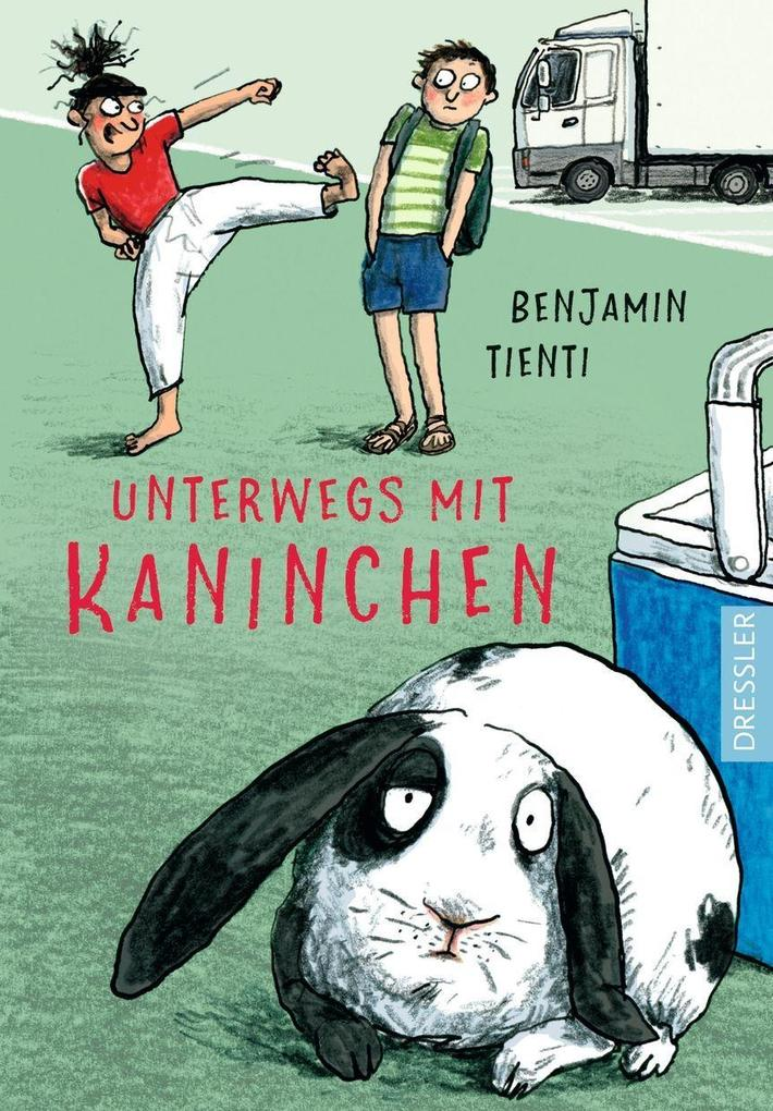 Unterwegs mit Kaninchen als Buch