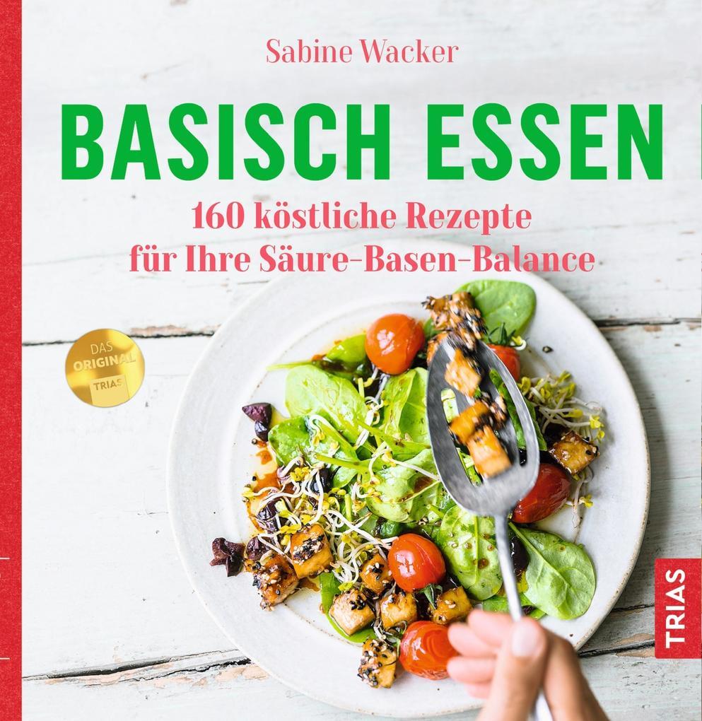 Basisch essen als eBook